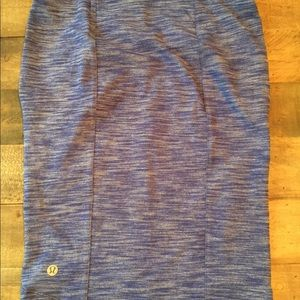 Lululemon &go Skirt